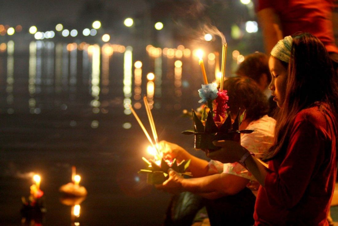 Thai deputy PM puts security agencies on alert for Loy Krathong | News by Thaiger