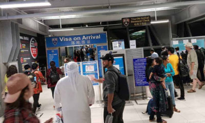 Visa-on-arrival passengers from 18 countries can now apply online | Thaiger