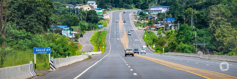 All national highways in Thailand to have four lanes by 2022 | News by Thaiger