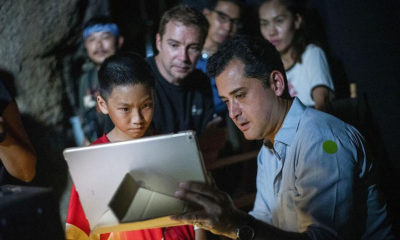 'The Cave' premieres in Bangkok, first feature film about the Tham Luang rescue | The Thaiger