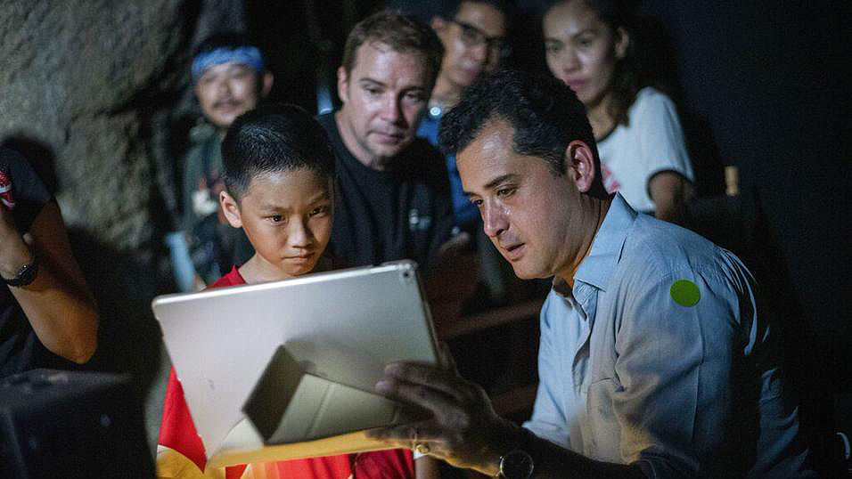 'The Cave' premieres in Bangkok, first feature film about the Tham Luang rescue