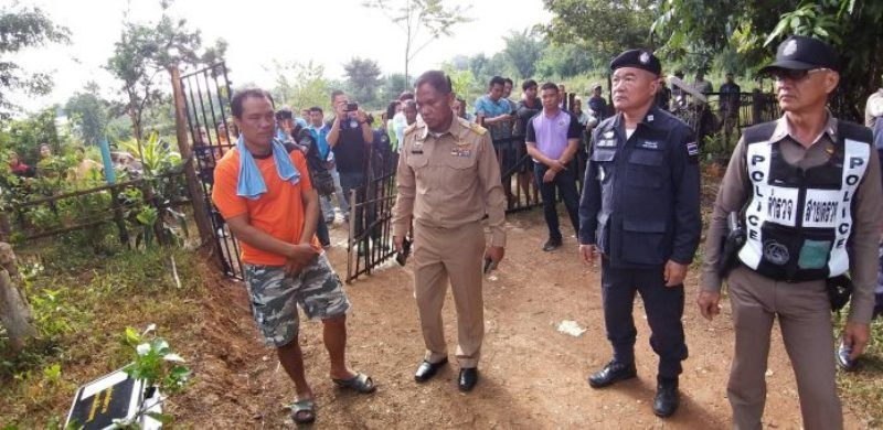 Police suspect land dispute in double murder in Chiang Rai | News by Thaiger