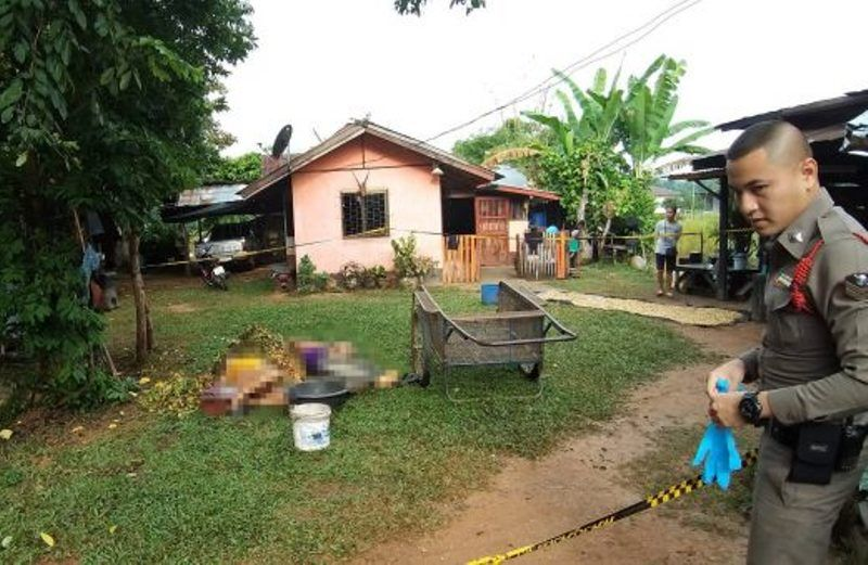 Police suspect land dispute in double murder in Chiang Rai