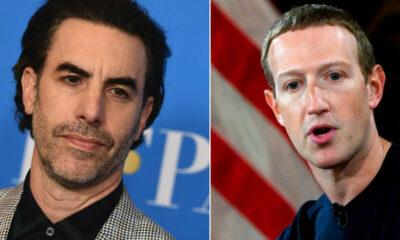 """The greatest propaganda machine in history"" – Sacha Baron Cohen slams Facebook   The Thaiger"
