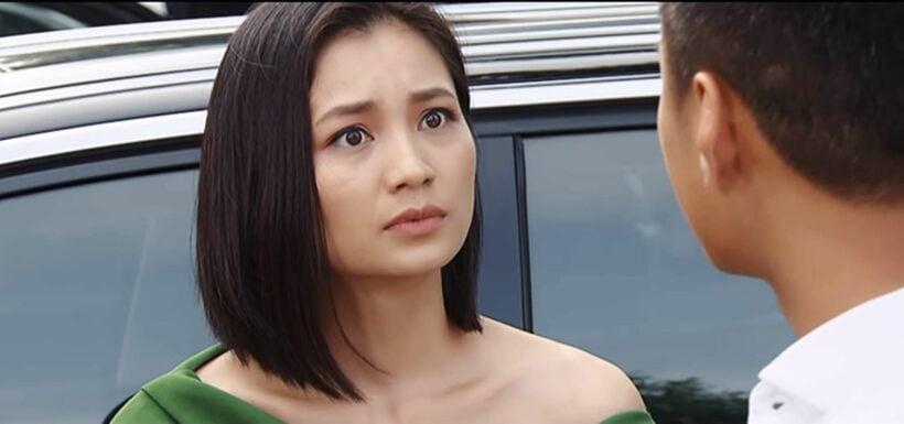 """Preview """"Hoa hồng trên ngực trái"""" tập 34: San phản đối anh trai yêu Khuê   Thaiger"""