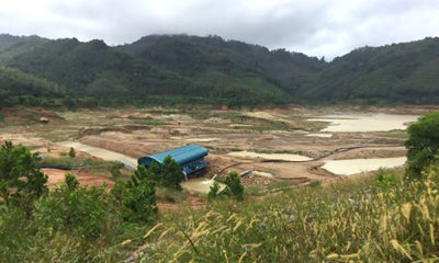 Phuket's water supply running on empty | The Thaiger