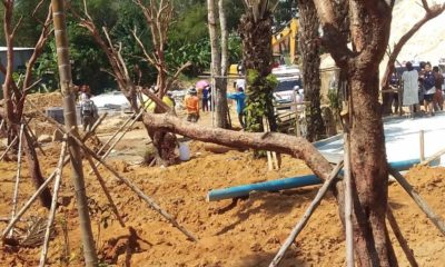 Construction site collapse, kills 7, injures at least 2 in Phuket | Thaiger
