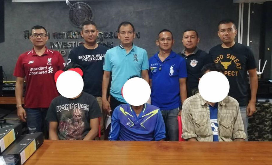 Motorcycle thieves arrested in Patong   News by Thaiger