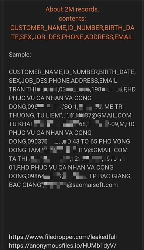 2 triệu dữ liệu của khách hàng ở Maritime Bank nghi bị đánh cắp | News by Thaiger