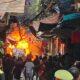 Hà Nội: Cháy lớn do nổ bình gas | The Thaiger