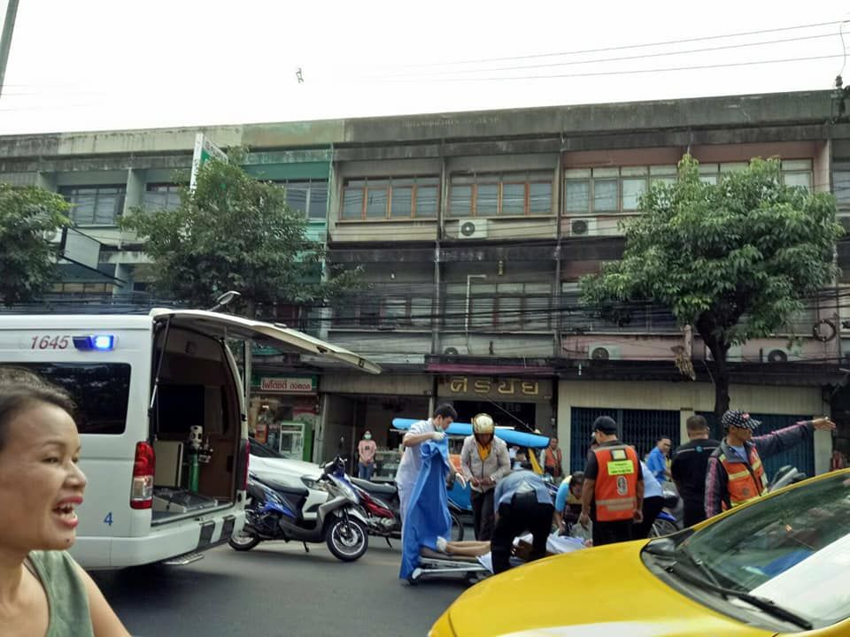 Girl faints on Bangkok street, wakes up in hospital with 300K missing   News by Thaiger