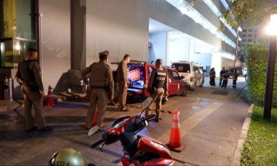German dies after fall from condo's 27th floor | The Thaiger