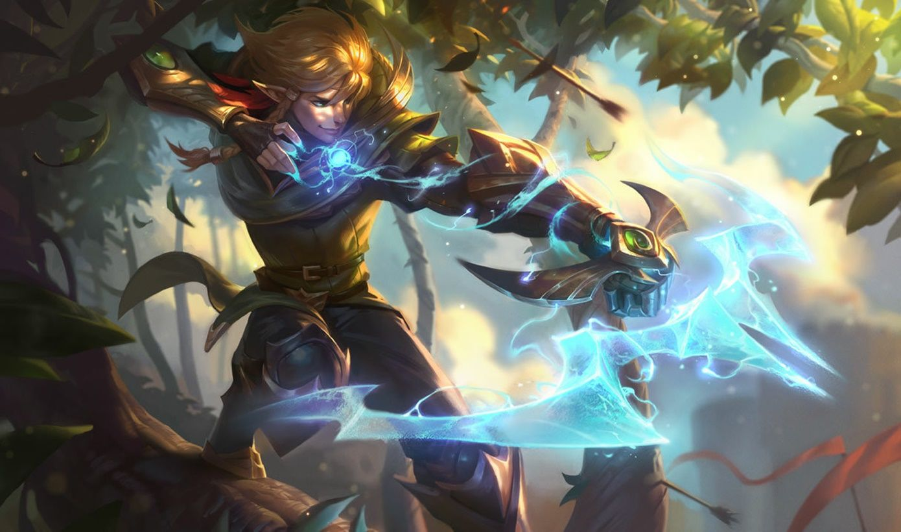 Con cưng Ezreal của Riot Games lại được buff toàn diện trong bản patch 9.23 | News by Thaiger