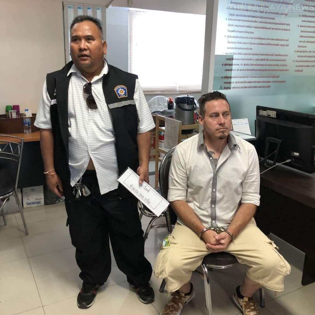 Three on the loose - Officer stabbed as three escape Pattaya jail | News by Thaiger