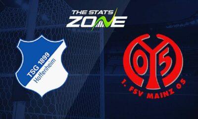 Nhận định trận đấu Hoffenheim vs. Mainz 0h00 ngày 25/11 (Bundesliga 2019/20) | The Thaiger