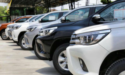 Ban on used car imports comes into force in December | The Thaiger