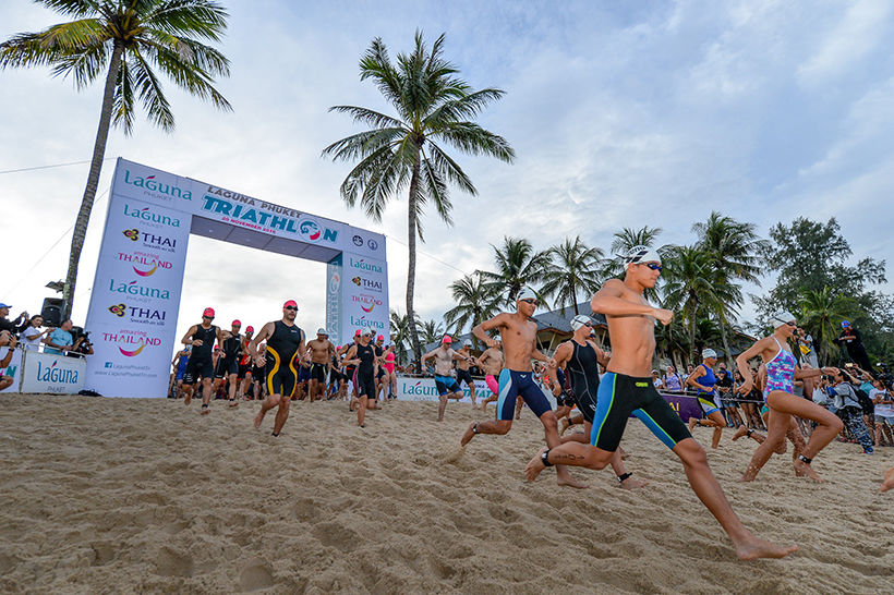 Laguna Phuket Triathlon returns to the island next week, November 23 & 24