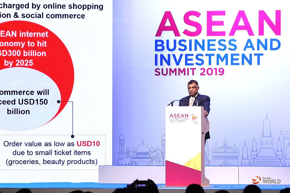 """""""Build ASEAN brands"""" says AirAsia CEO   News by Thaiger"""