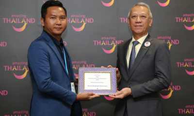 Samui Elephant Sanctuary wins 'Responsible Thailand' award in London | Thaiger
