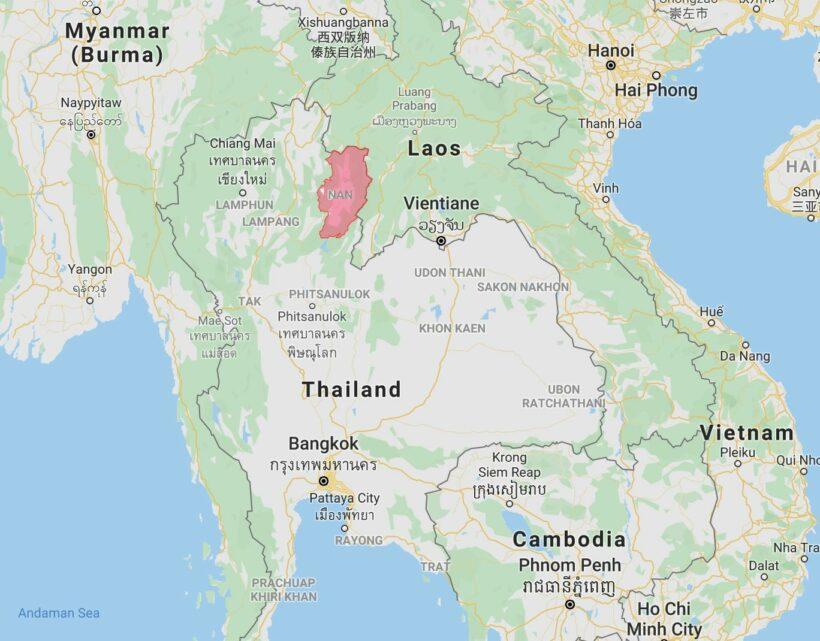 Earthquake hits in far-north Thailand | News by Thaiger