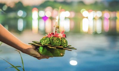 Happy Loy Krathong Phuket. Where to launch your krathong tonight | The Thaiger