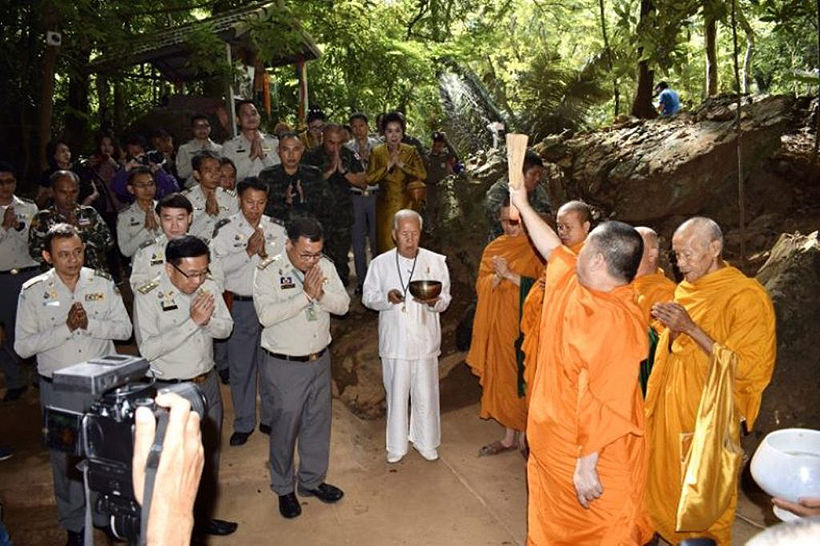 First chamber of Chiang Rai's Tham Luang Cave now open to visitors | News by Thaiger