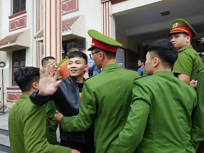 """Khá """"Bảnh"""" hầu tòa, lĩnh 10 năm 6 tháng tù   News by Thaiger"""