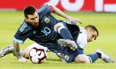 Highlight trận Argentina vs. Uruguay: Messi – Suarez giành giật spotlight | The Thaiger
