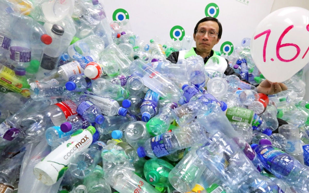 A blueprint for better recycling of PET bottles in SE Asia