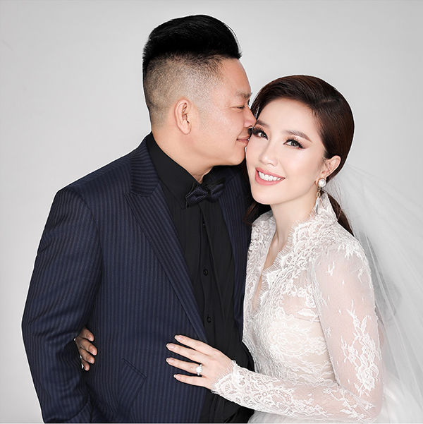 Bảo Thy tung ảnh cưới, xác nhận đám cưới chỉ mời 5 nghệ sĩ | News by Thaiger