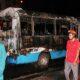 Bình Phước: Xe khách bị cháy rụi | The Thaiger