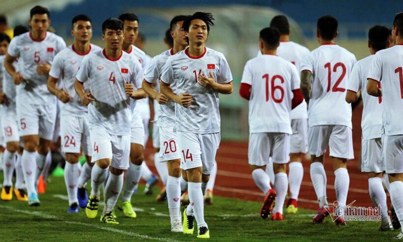 ĐT Việt Nam vs. ĐT UAE: Tấm vé quyết định | News by Thaiger