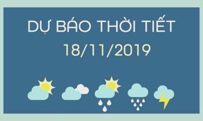 Dự báo thời tiết 18/11: Không khí lạnh tràn về, nhiều nơi mưa rét | The Thaiger