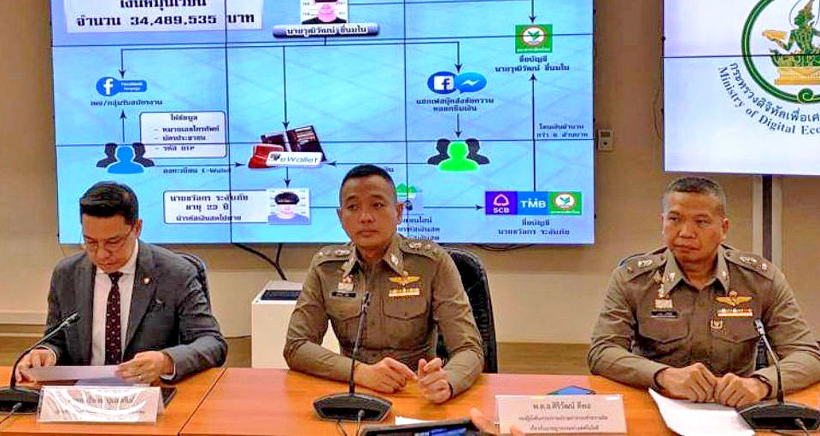 Cyber police nail Facebook 'fake job' hackers