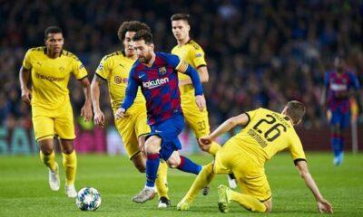 Cúp C1 châu Âu – Barcelona vs. Dortmund: Đẳng cấp Messi | Thaiger