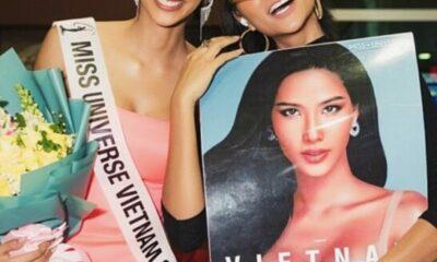 Hoàng Thùy lên đường dự thi Miss Universe 2019 | Thaiger