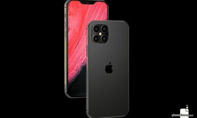 Rò rỉ thiết kế mới của iPhone 12   Thaiger