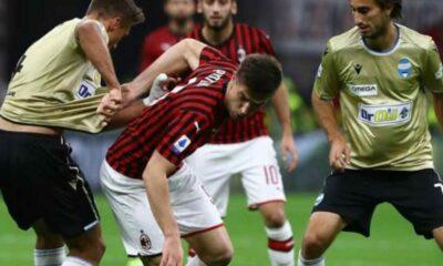 AC Milan nhọc nhằn thắng đội bóng yếu hơn, vẫn chìm nổi ở giữa BXH Serie A | Thaiger