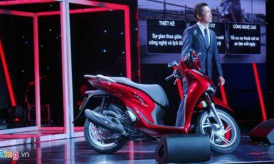 Honda SH 2020 chính thức ra mắt tại Việt Nam với mức giá cao nhất 96 triệu đồng   The Thaiger