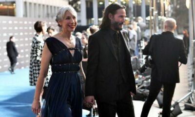 Tin vui từ Hollywood: Keanu Reeves đã chính thức công khai bạn gái Alexandra Grant | The Thaiger