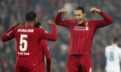 Liverpool – Genk: Nhẹ nhàng lên ngôi đầu bảng | The Thaiger