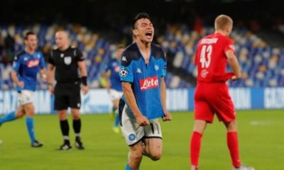Napoli hòa đáng tiếc đội bóng nước Áo, chưa thể tự quyết cơ hội đi tiếp | Thaiger