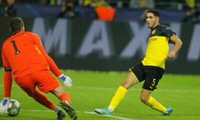 Dortmund thắng, chiếm ngôi đầu ở bảng tử thần, Inter ngậm ngùi thua ngược | Thaiger