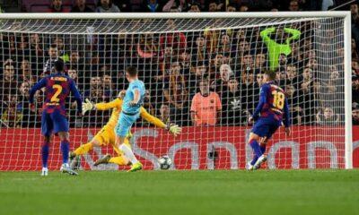 Kết quả C1: Barcelona bị Dortmund áp sát sau trận hòa thất vọng ngay trên sân nhà | Thaiger