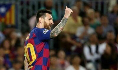 Kiếm tiền nhiều nhất làng thể thao 2019: Không ai qua nổi Lionel Messi | Thaiger