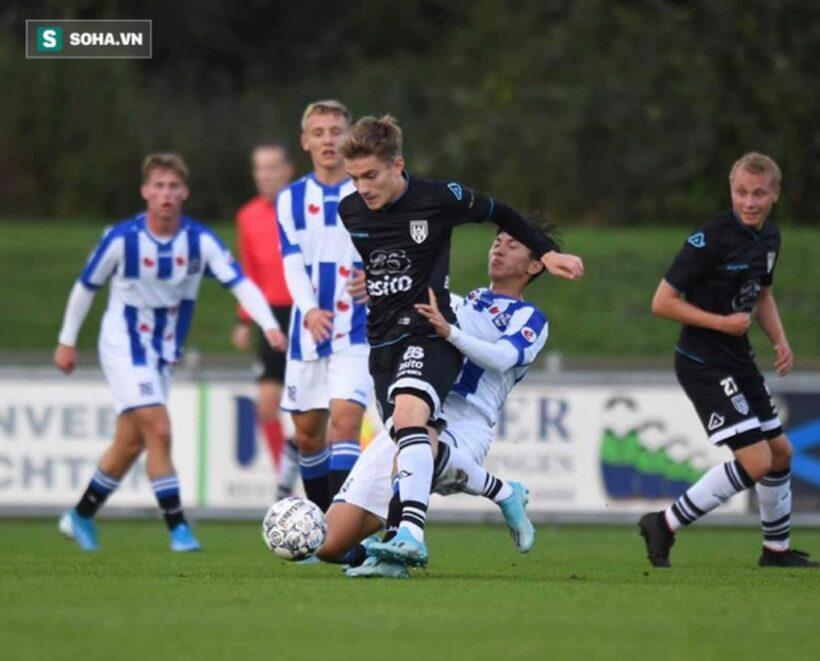 Văn Hậu nhận tin vui từ Heerenveen – có thể ra sân trong tháng 12 | News by Thaiger