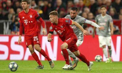 Bayern Munich tiếp tục phong độ vững vàng, vào vòng knock-out Champions League | Thaiger