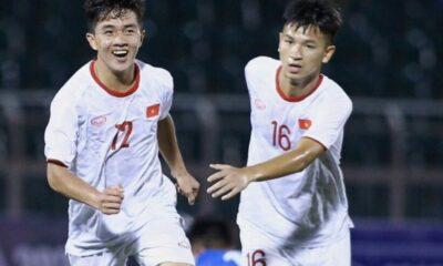 U19 Việt Nam khởi đầu thuận lợi trước Mông Cổ ở vòng loại giải châu Á | Thaiger