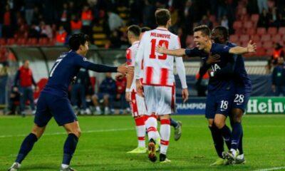 Kết quả bóng đá Cúp C1: Son Heung Min vượt khủng hoảng, Tottenham thắng rực rỡ | Thaiger