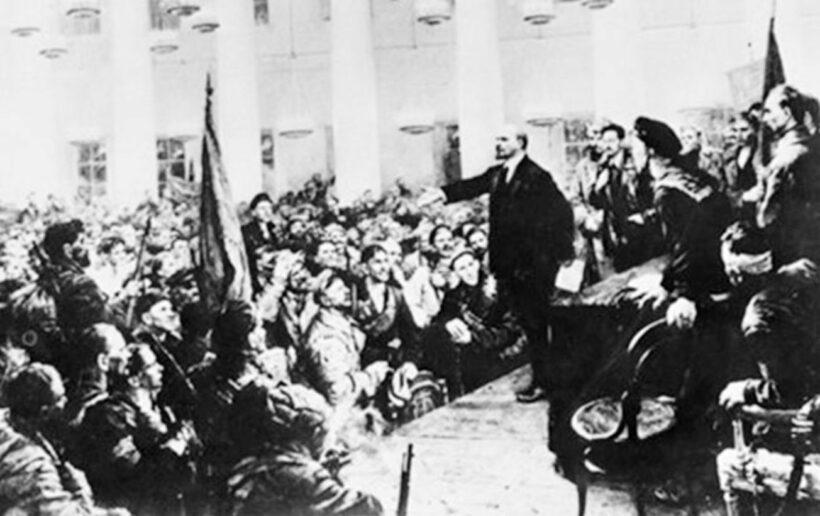 Kỷ niệm Cách mạng Tháng 10 Nga – một trong những sự kiện vĩ đại nhất thế kỷ XX   News by Thaiger